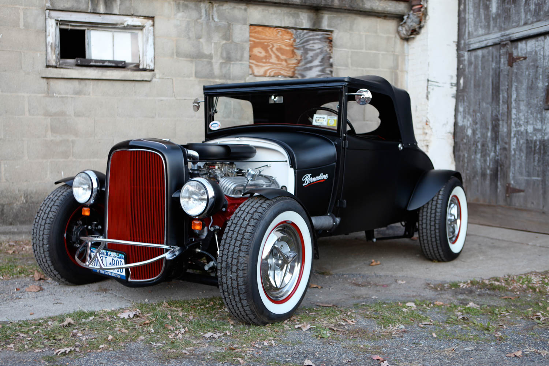 1932 Ford Model B hot rod