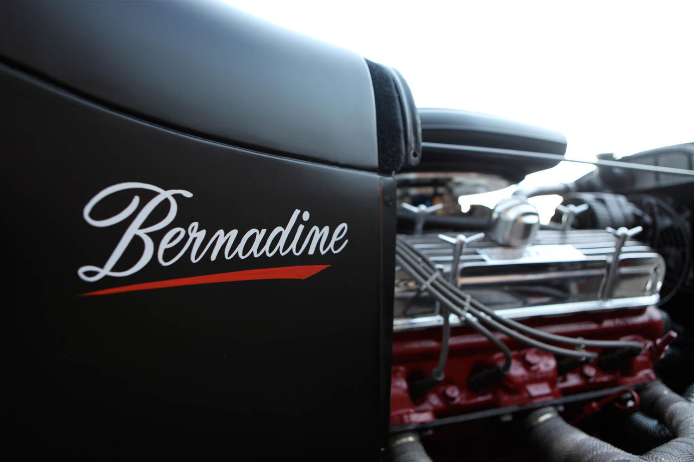 Bernadine hot rod