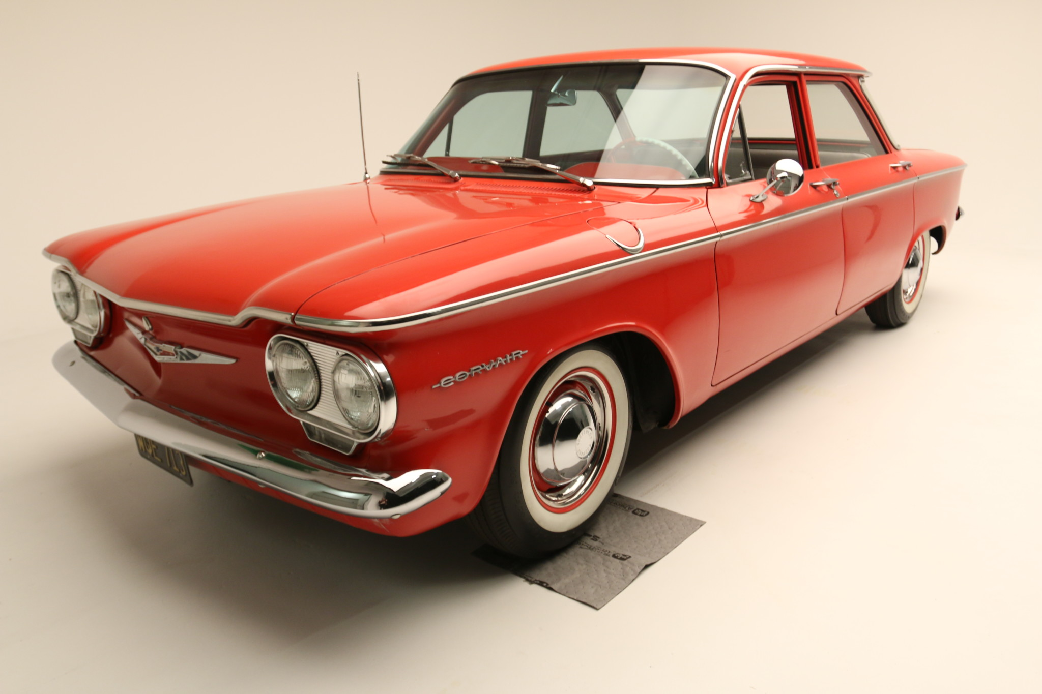 Someone buy the Petersen Museum's 1960 Chevrolet Corvair so I don't thumbnail