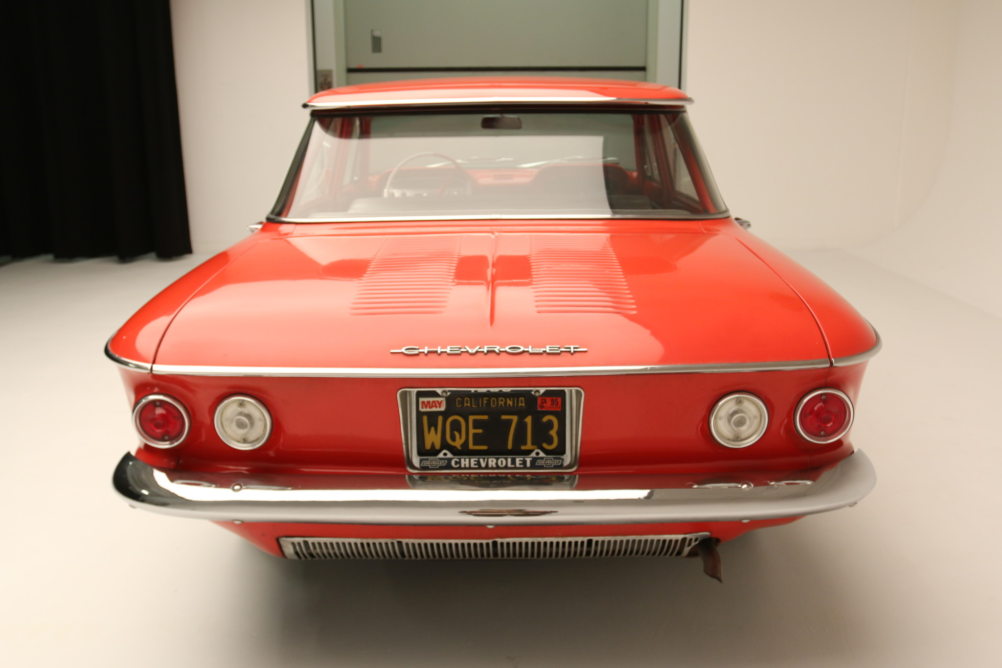 1960 Chevrolet Corvair 700 rear