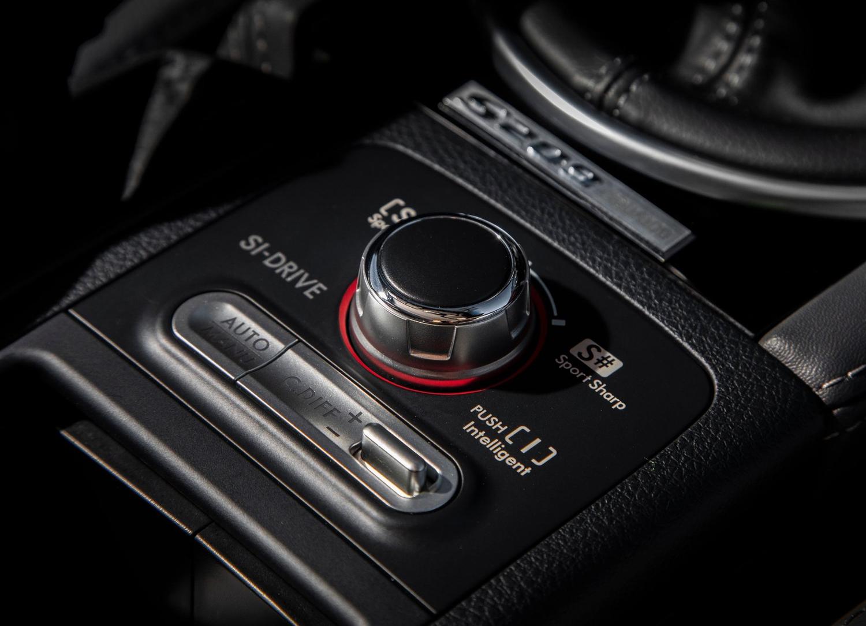 2019 Subaru WRX STI S209 interior driver