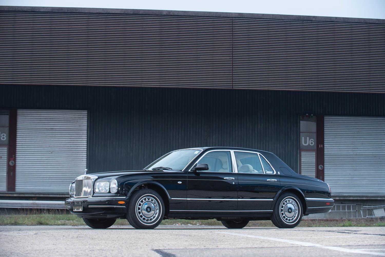 2000 Rolls-Royce Silver Seraph by Park Ward