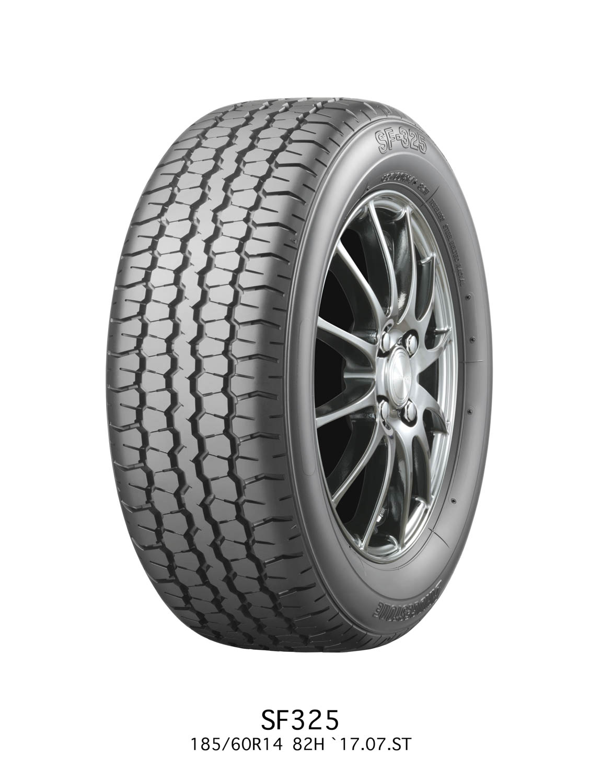 Bridgestone SF325 tread