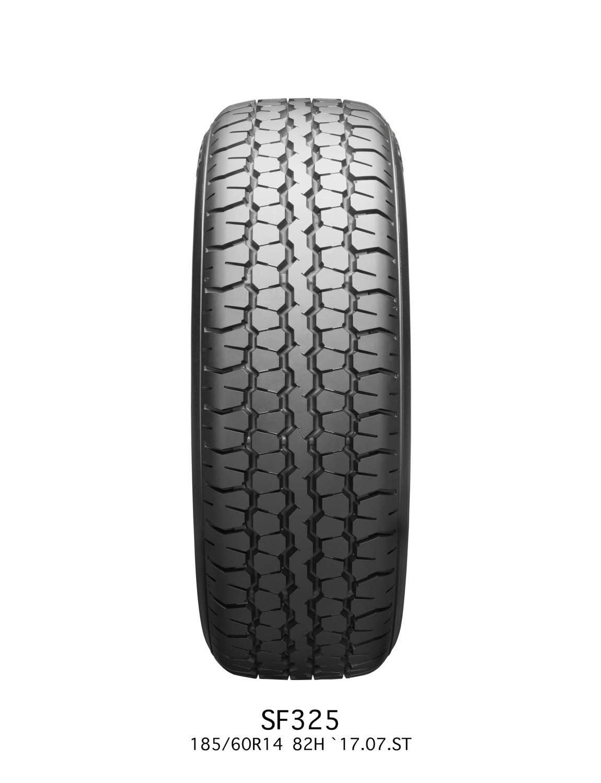 Bridgestone SF325 front