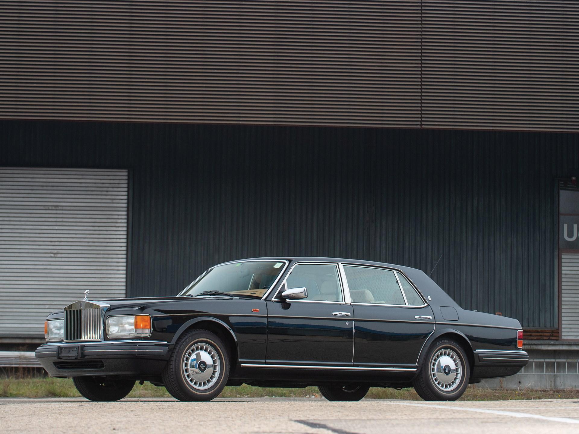 1996 Rolls-Royce Silver Spur