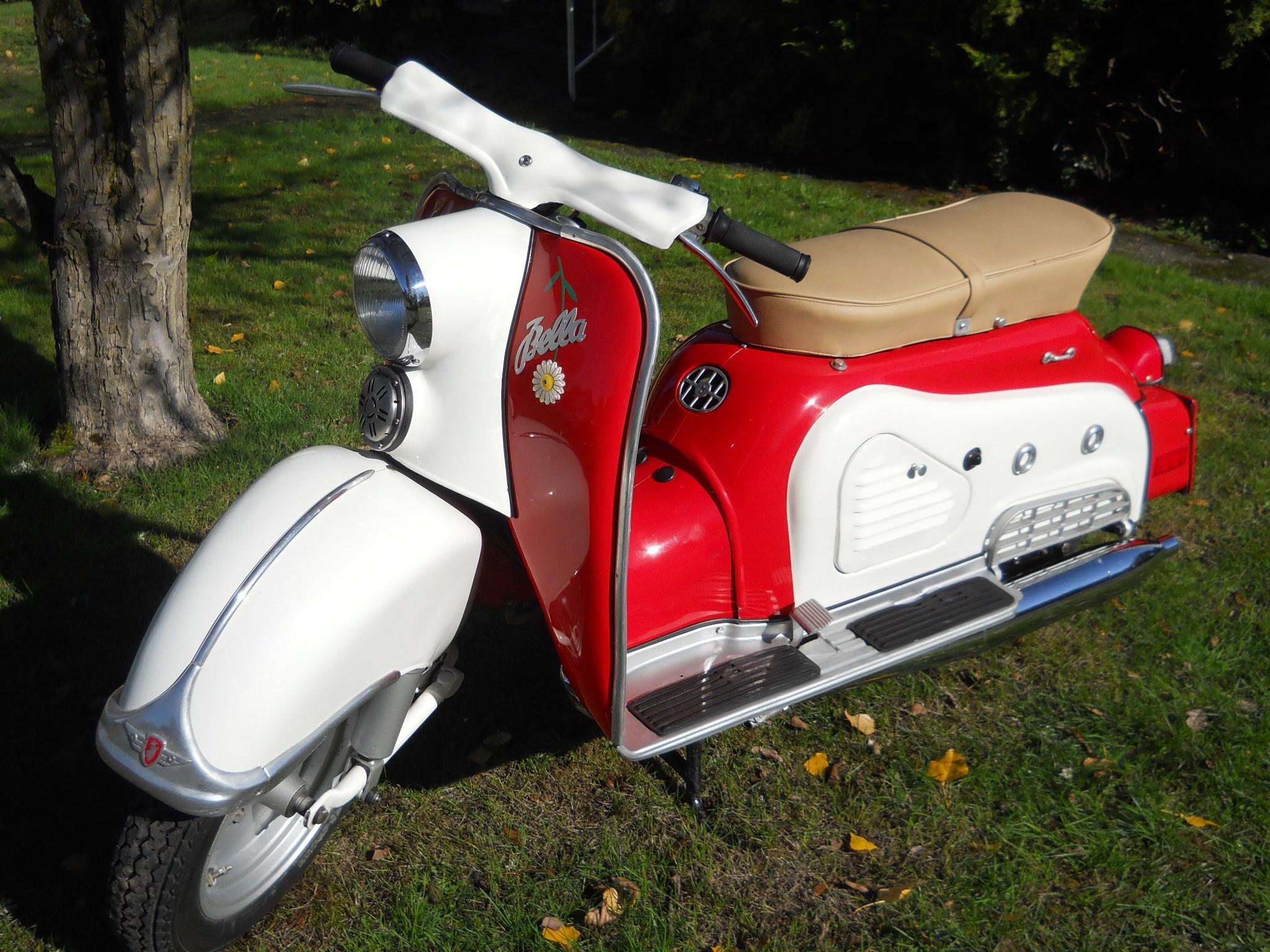 1959 Zundapp Bella R204