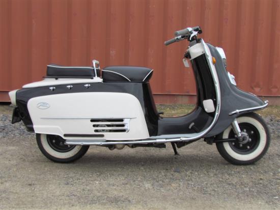 1967 Fuji Rabbit Superflow S601