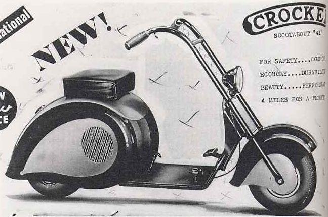 1941 Crocker Scootabout