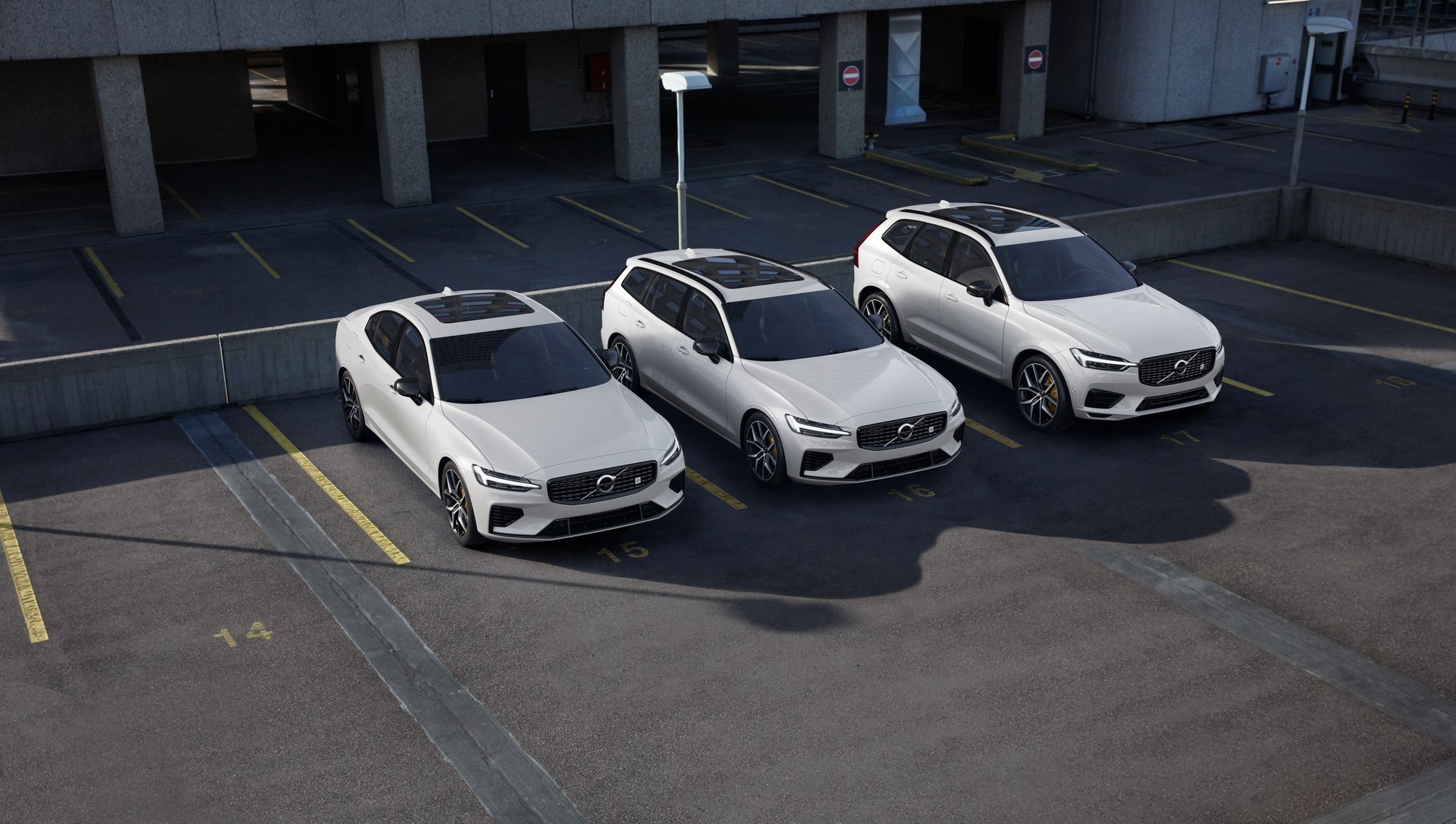 2019 Volvo Polestar lineup