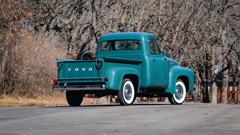 1953 Ford F100 3/4 rear