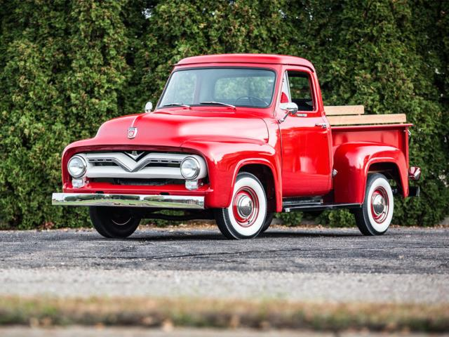 Ford F100 value - 1959 Ford F100 | Hagerty Article