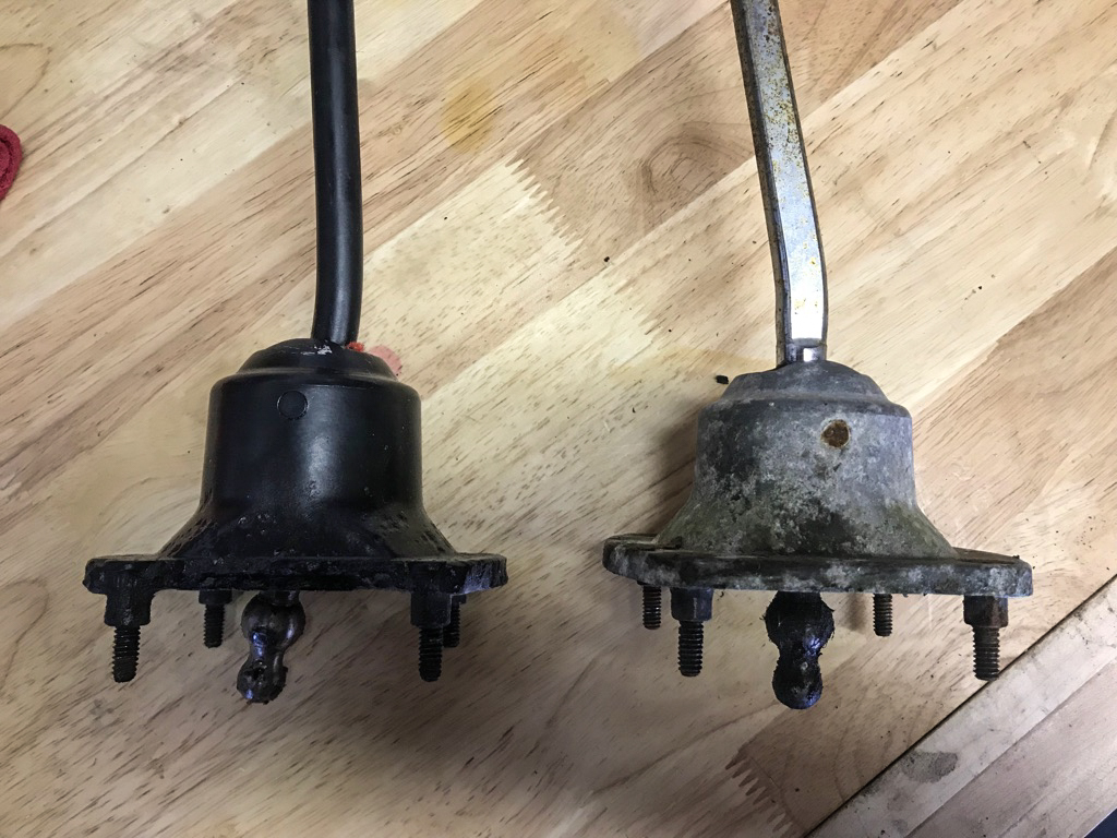 1965 Corvair Corsa Shifter short and long shifters