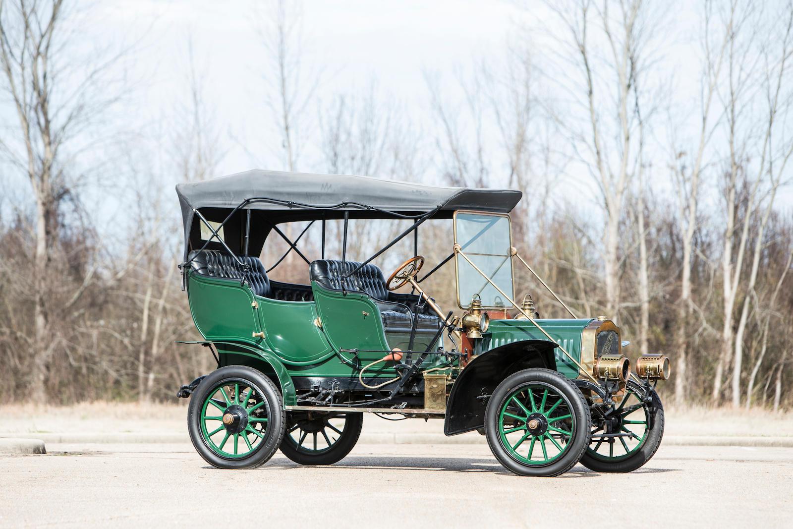1906 Queen Model K Touring