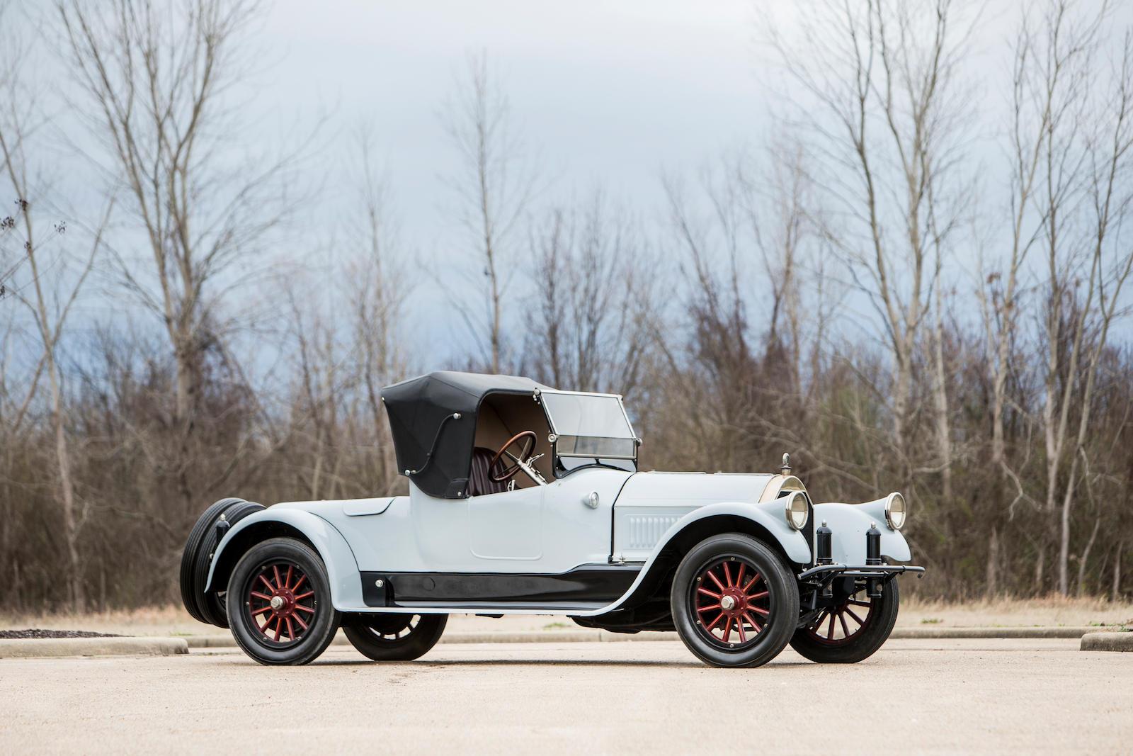 1917 Pierce Arrow Model 48-B-4
