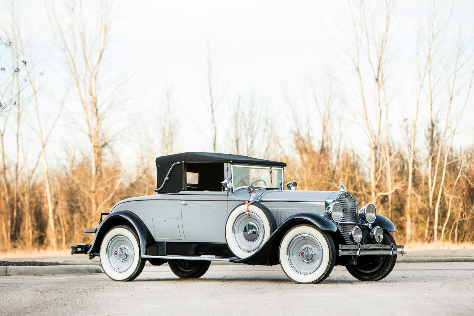 1929 Packard Eight 633 Convertible Coupe
