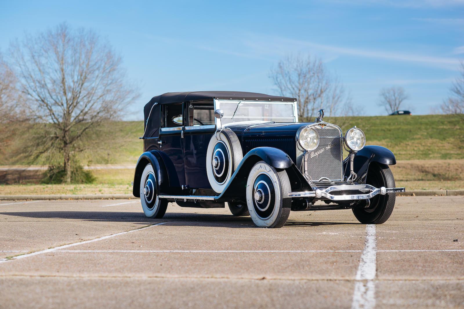 1930 Hispano-Suiza H6B