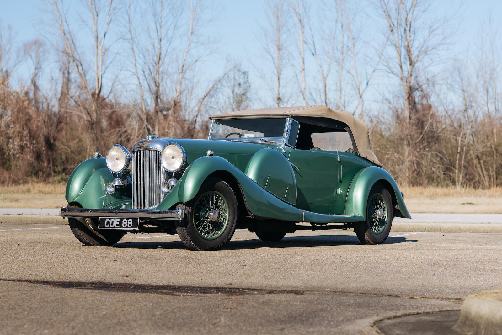 1936 Lagonda LG45 Tourer