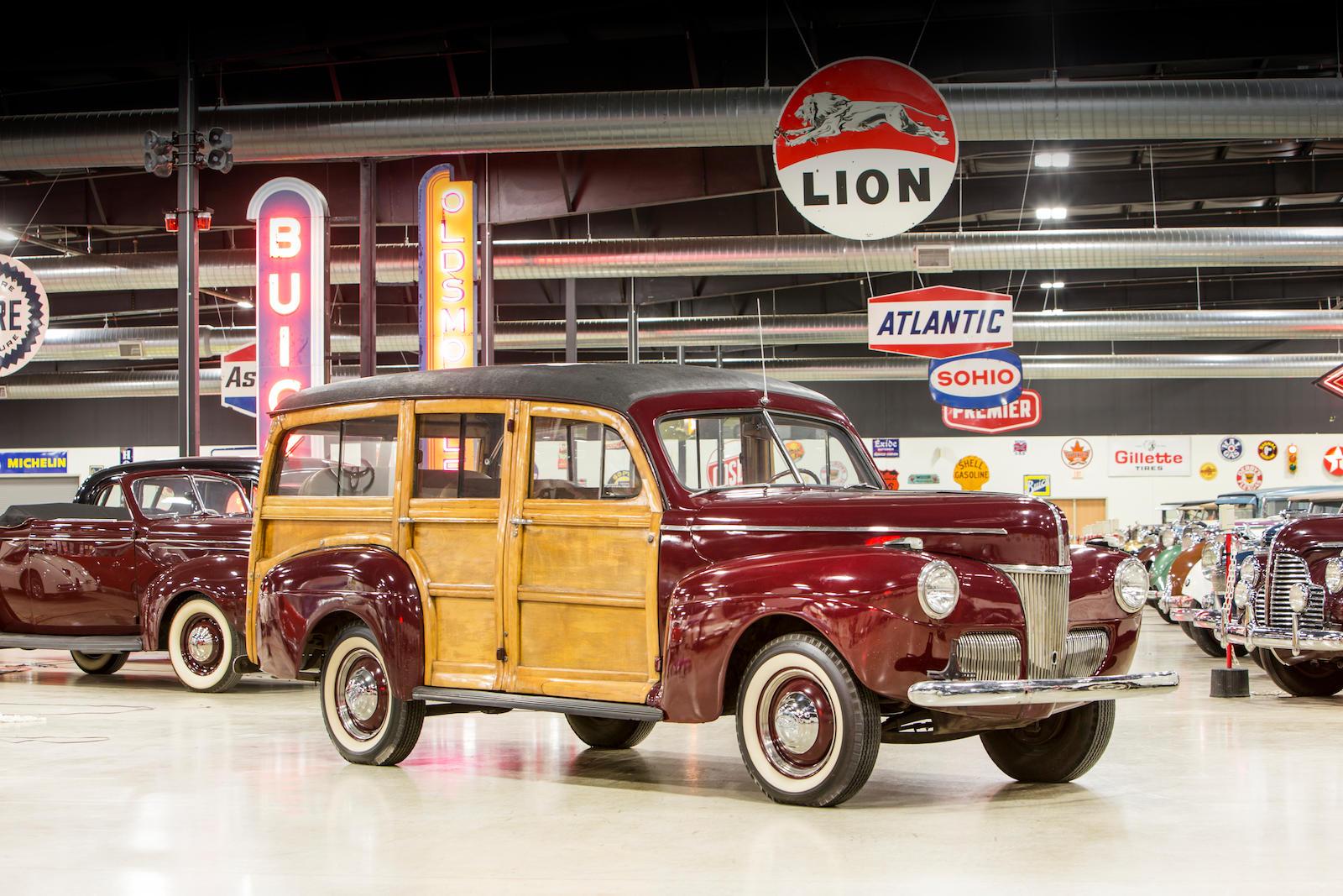 1941 Ford Model 86 Woody Wagon