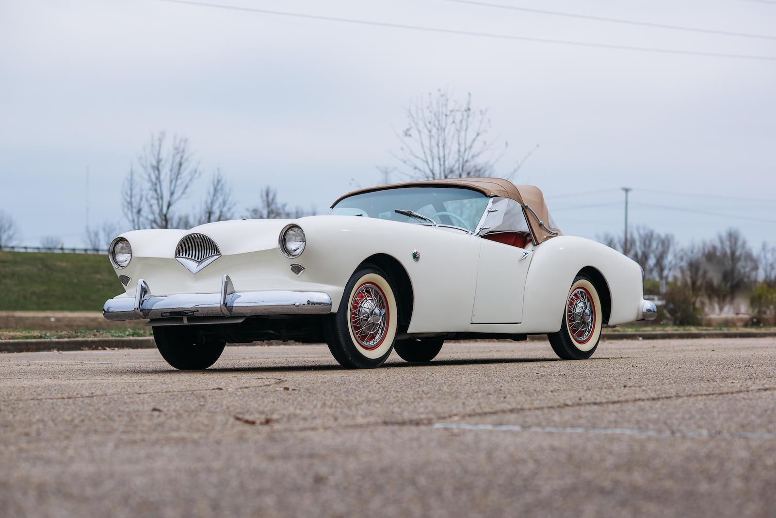 1954 Kaiser Darrin Sports Convertible