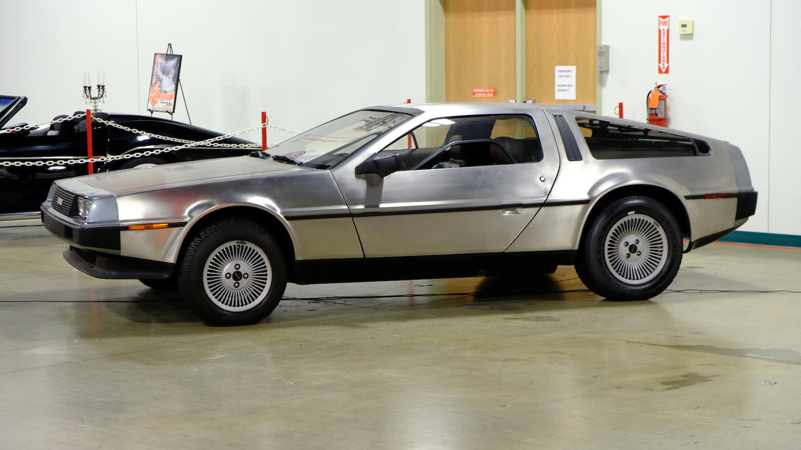 1981 DeLorean DMC12