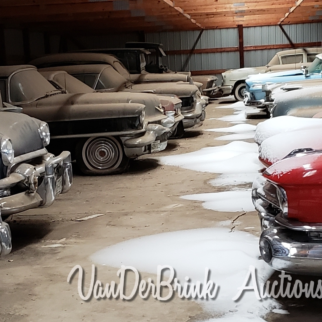 Barn find auction 1