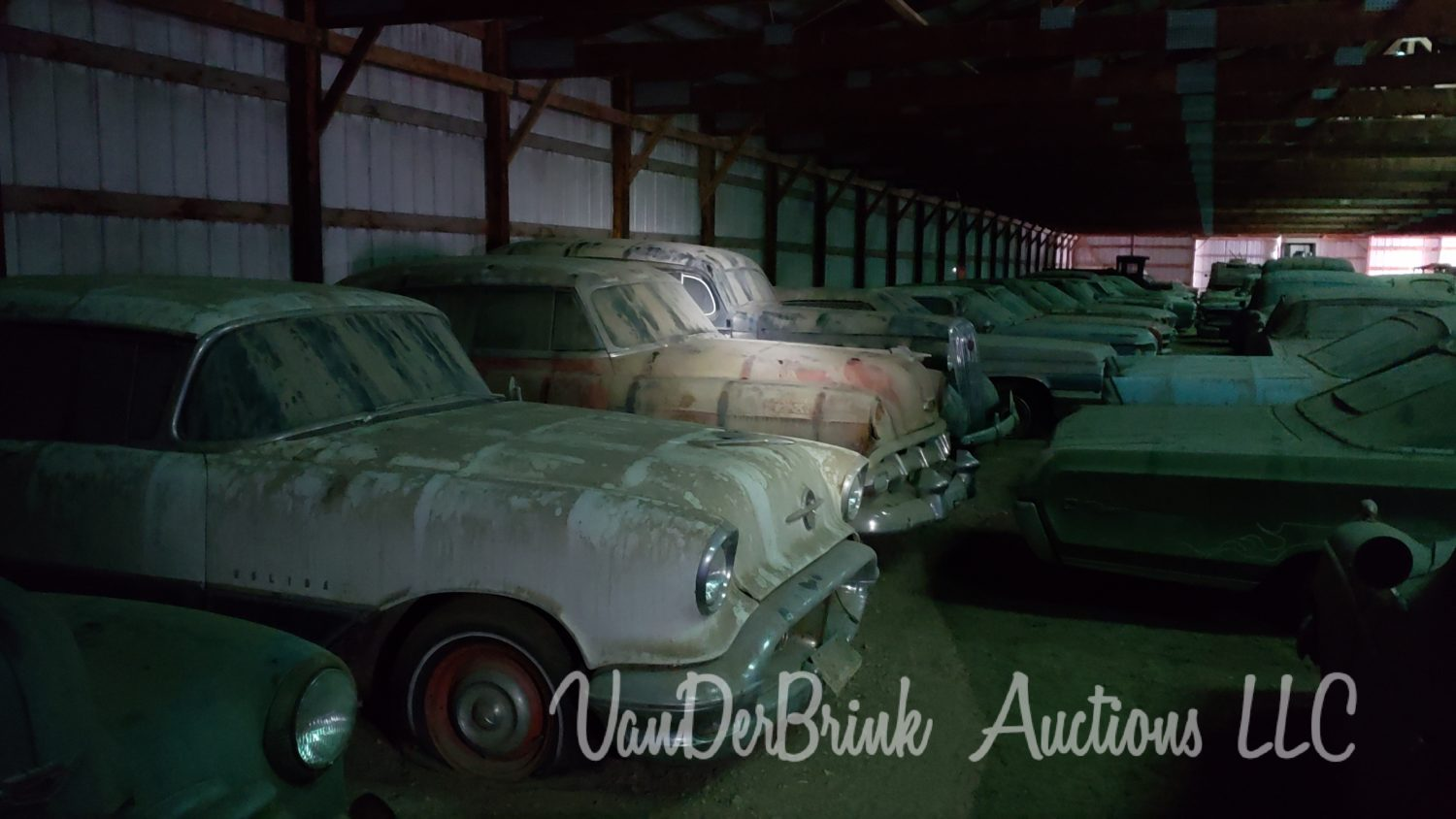 Barn find auction 2
