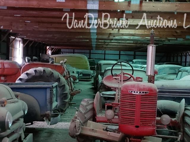 ea6e08f7e4 Bid on your dream barn find at this massive VanDerBrink farm auction