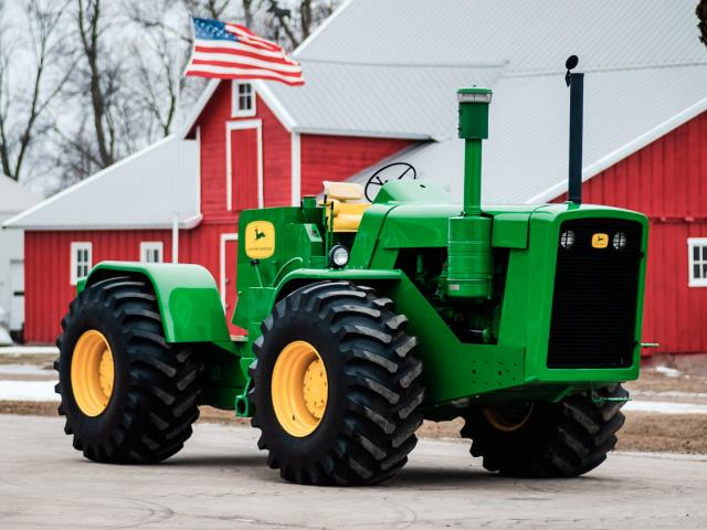 Old Tractors - Classic Tractor Market  Hagerty Article