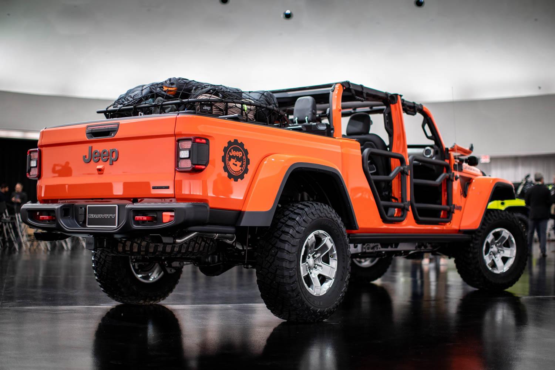 Jeep Gravity rear