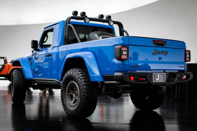 Jeep J6 rear