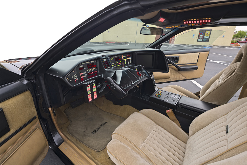how knight rider s kitt became a pontiac trans am hagerty media kitt became a pontiac trans am