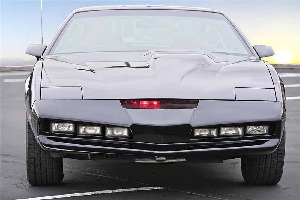 """1983 Pontiac Firebird Trans AM """"KITT"""" nose"""