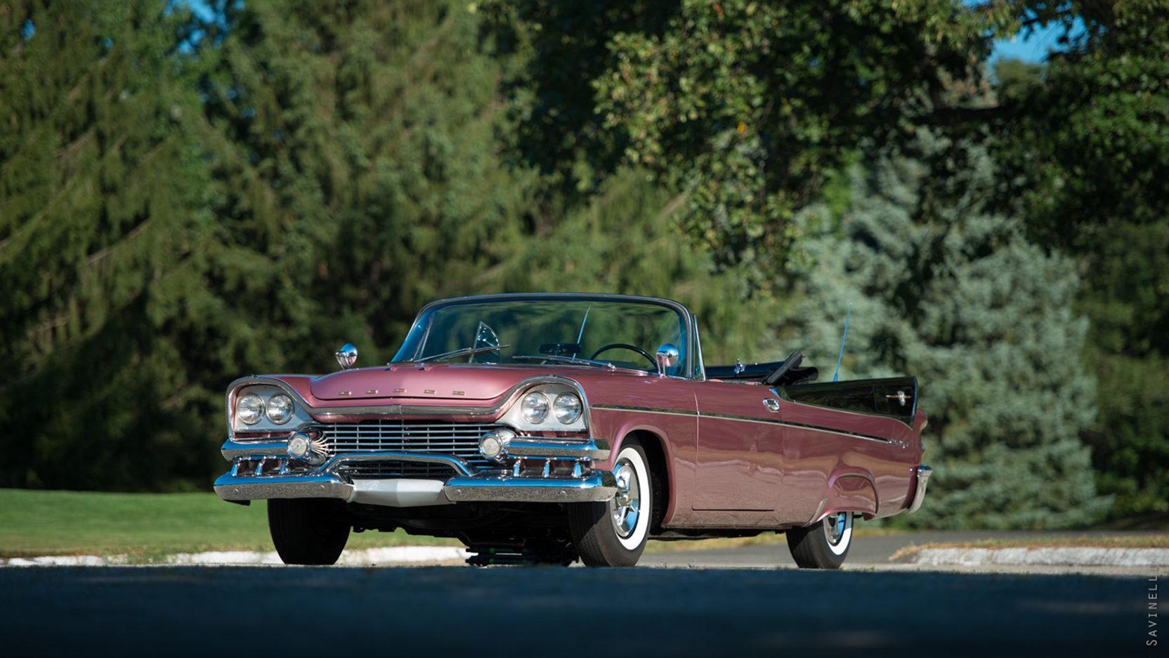 1958 Dodge Custom Royal Lancer
