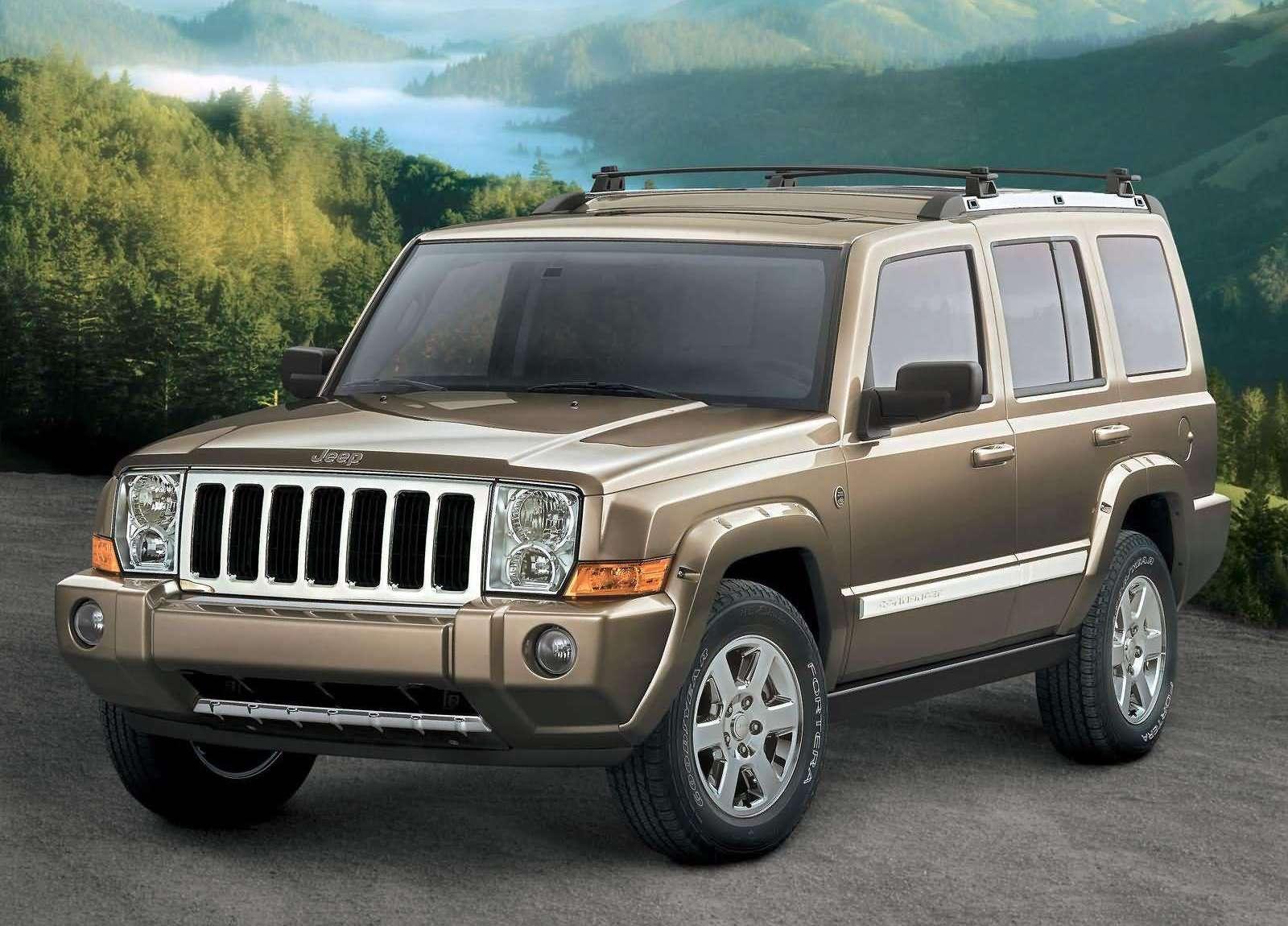 2007 Jeep Commander