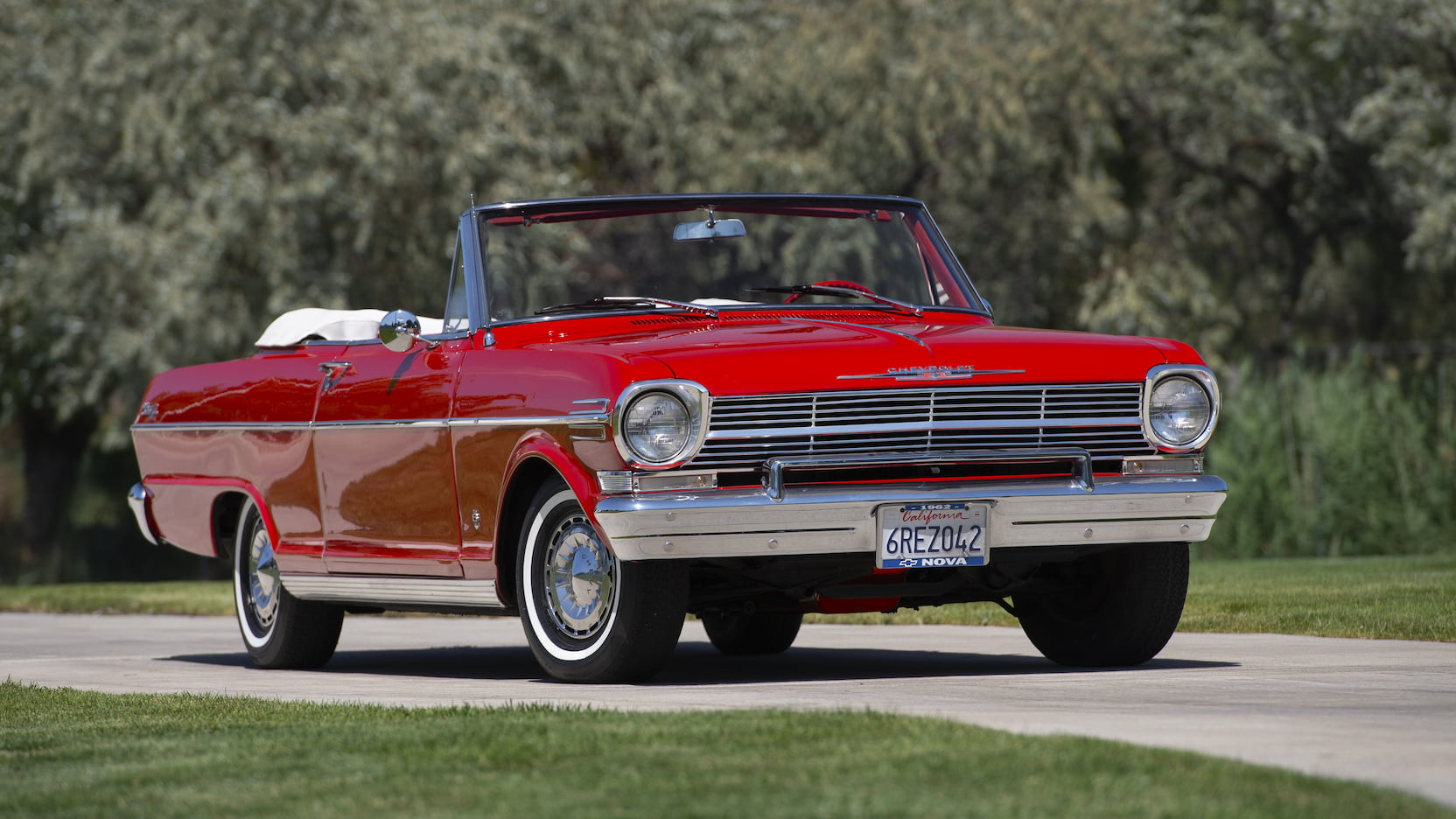 Prices for the 1962–67 Chevy II Nova are on a slow burn thumbnail