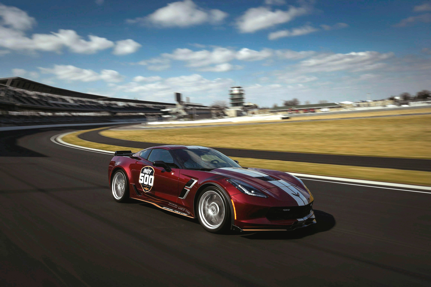 2019 Chevy Corvette Grand Sport to pace the 103rd Indy 500 thumbnail