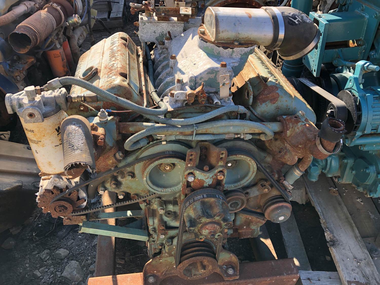 Ardun flathead engine