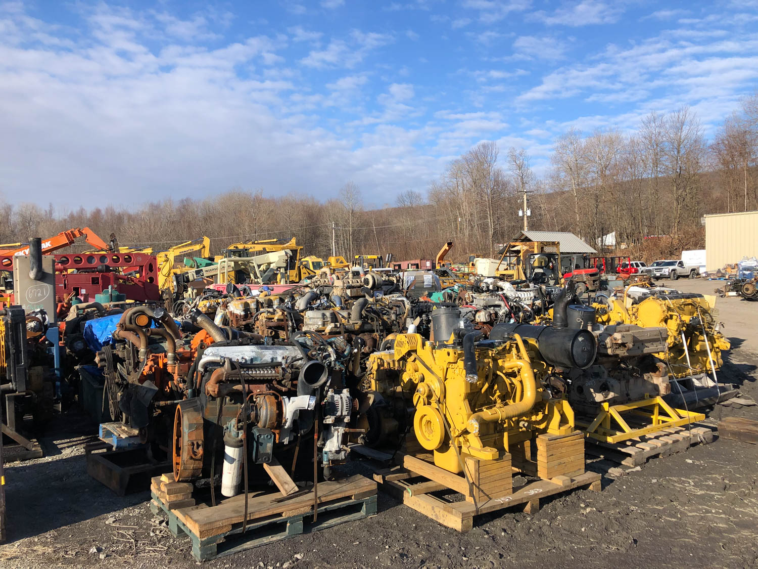 In The Land Of The Dinosaurs The Behemoth Two Stroke Detroit Diesel Is King Hagerty Media