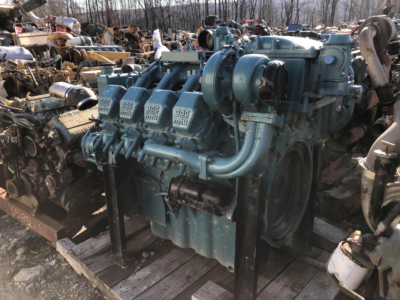 turbocharged MTU engines