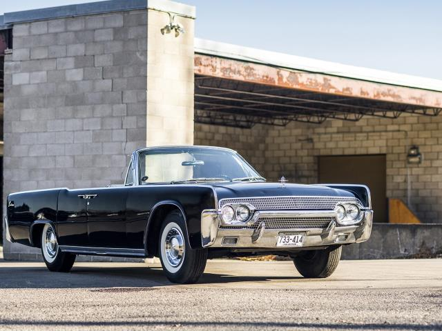 Your Definitive 1961–69 Lincoln Continental Buyer's Guide