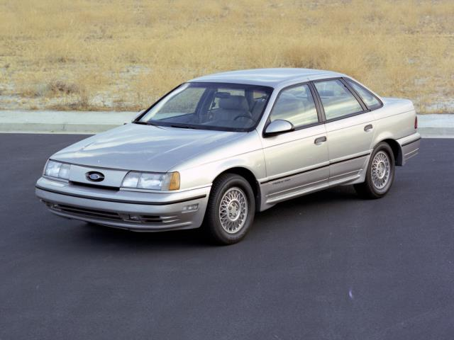 The first Ford Taurus SHO is the one history will remember