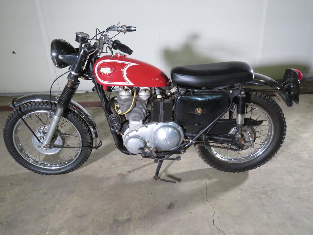 1967 Matchless G80 Scrambler