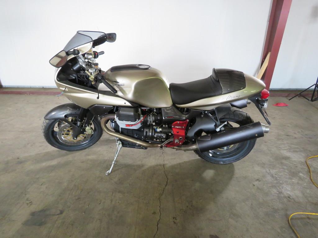 2002 Moto Guzzi V11 Le Mans