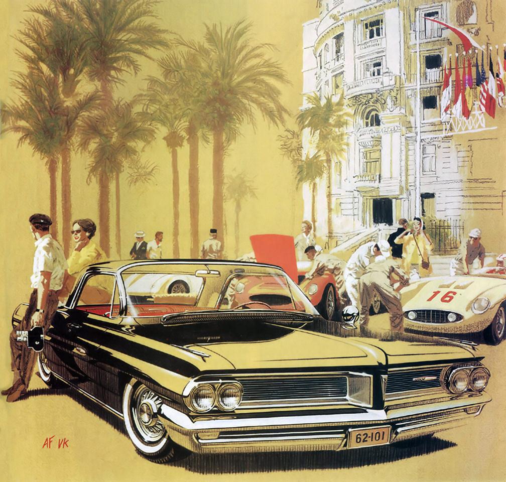 1962 Grand Prix - Monte Carlo