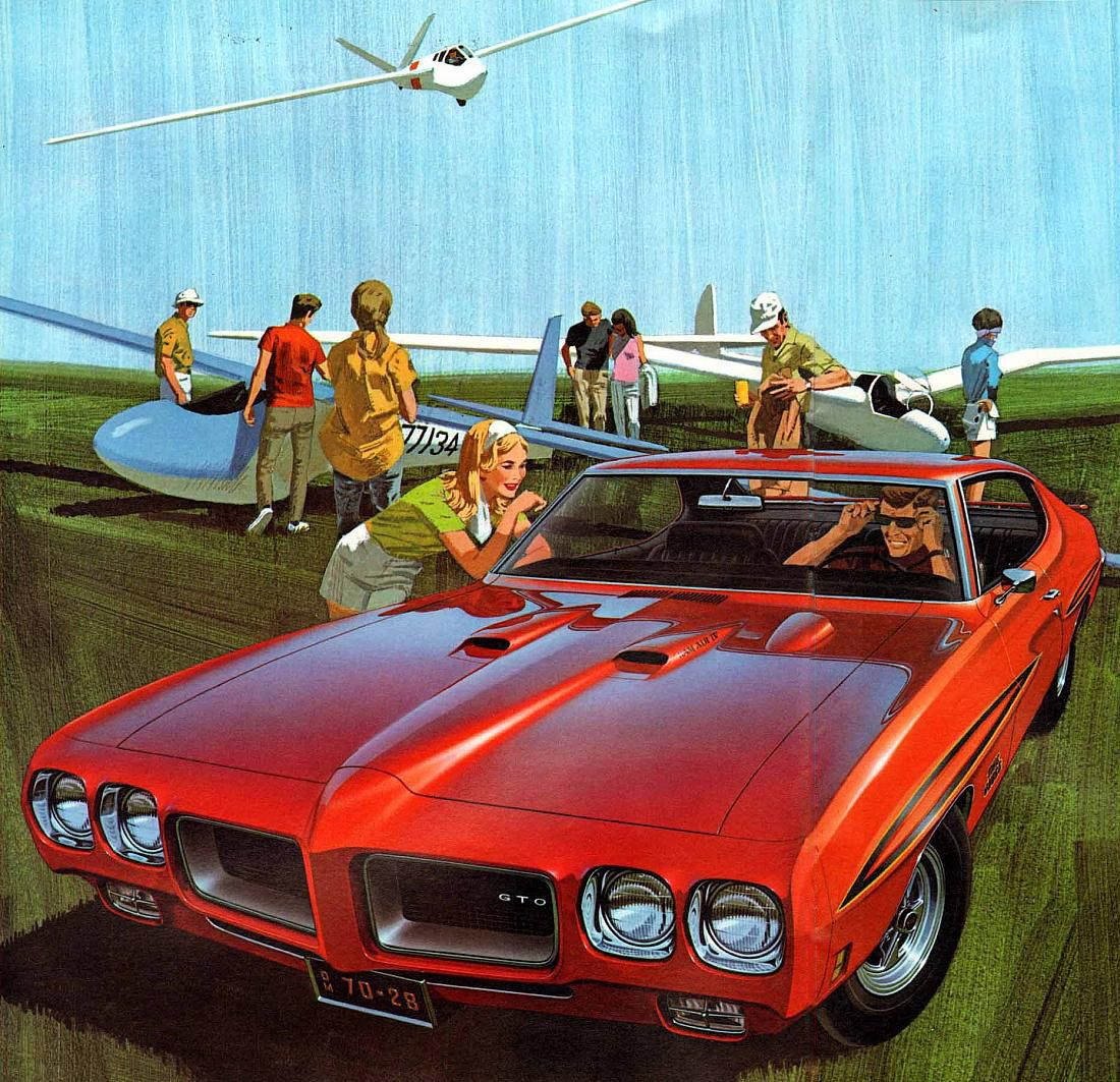 1970 GTO Judge - Thrill Seekers