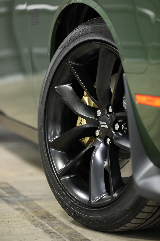 Stars & Stripes Edition wheels