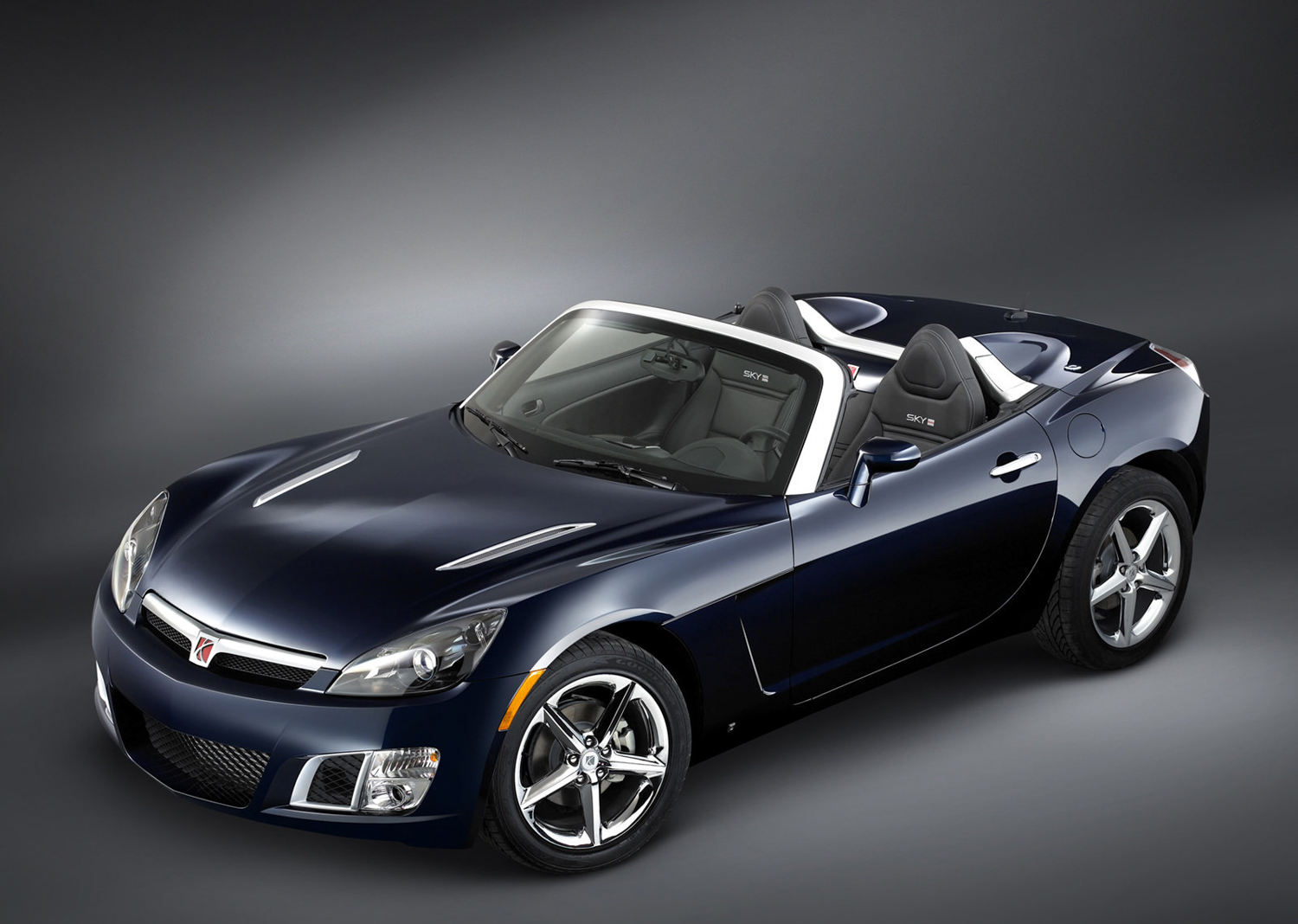 2007 Saturn Sky Red Line 3/4 front high