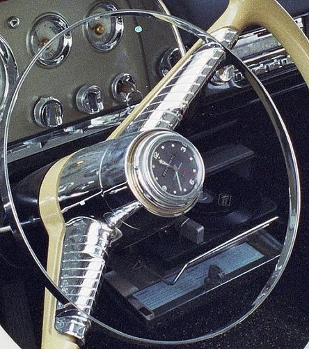 desoto clock