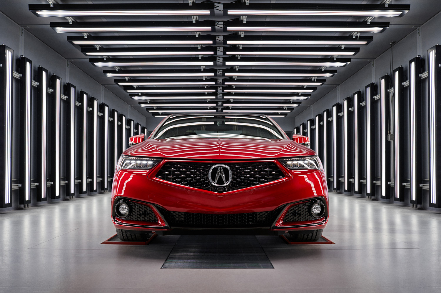You can now get a hand-built Acura TLX, built under the same roof as the NSX thumbnail