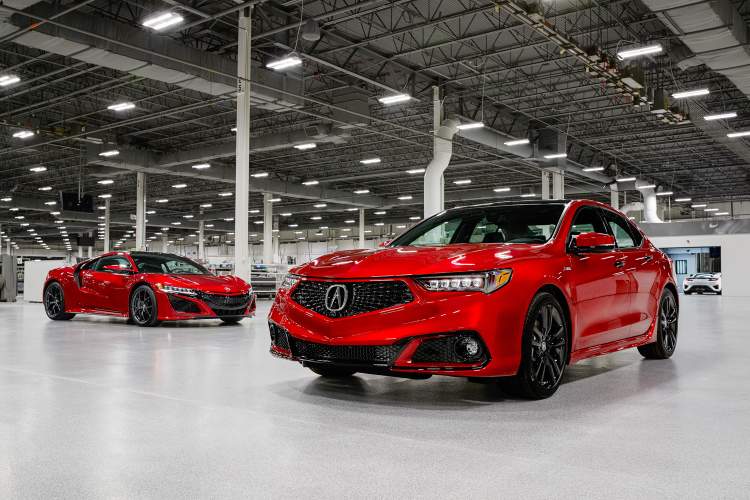 2020 Acura TLX PMC Edition with nsx
